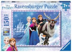 Ravensburger 100279 Puzzle: Elsa, die Eiskönigin, 150 Teile