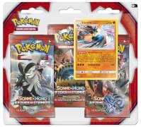 Pokémon Sonne & Mond 04 3-Pack Blister