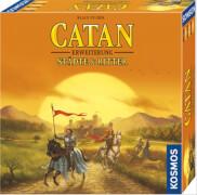 KOSMOS Catan - Erweiterung: Städte & Ritter 3-4 Spieler