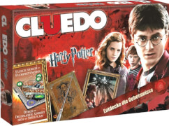 Cluedo - Edition: Harry Potter Collector's Edition