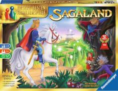Ravensburger 264247 Sagaland, Familienspiel