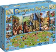 Schmidt Spiele Carcassonne Big Box 2017