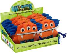 Kosmos 697969 Monster Match, 2-6 Spieler, ca. 10 min, ab 6 Jare
