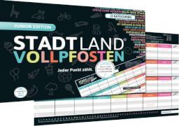 DENKRIESEN - STADT LAND VOLLPFOSTEN® - JUNIOR EDITION - Für Kinder und Jugendliche
