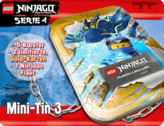 LEGO Ninjago 4 Mini-Tin 3
