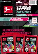 Bundesliga Sticker-Multipack 2020/2021