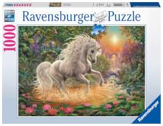 Ravensburger 197934 Puzzle: Mystisches Einhorn 1000 Teile