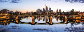 Ravensburger 151622 Puzzle: Frankfurt am Main, 1000 Teile