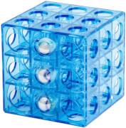 SŽCube Labyrinth-Würfel Blau für Einsteiger