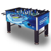 CARROMCO KICKER STADIUM-XT, BLAU