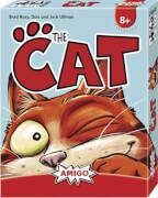 AMIGO 01807 The Cat, Kartenspiel, für 2-4 Spieler, Spieldauer: ca. 20 Min, ab 8 Jahren