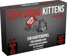 Exploding Kittens Not Safe For Work (NSFW) Edition