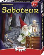 AMIGO 04900 Saboteur, Kartenspiel, für 3-10 Spieler, ab 8 Jahren