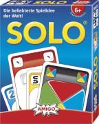 AMIGO 03900 Solo, Kartenspiel, für 2-4 Spieler, ab 6 Jahren