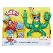 Hasbro B9364EU4 Play-Doh Marvel Spiderman vs. Doc Ock, ab 3 Jahren