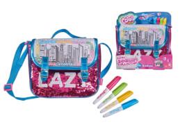 Simba Color Me Mine - Handtasche ''Swap Briefcase'', ca. 21x19 cm, ab 6 Jahre