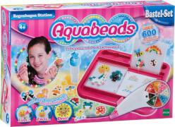 Aquabeads Regenbogen Station 600 Perlen, ab 4 Jahre