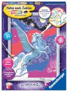 Ravensburger 286416 Malen nach Zahlen: Stolzer Pegasus
