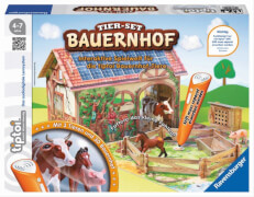 Ravensburger 005642  tiptoi® - Tier-Set Bauernhof