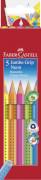 Faber-Castell Farbstiftetui Jumbo Grip Neon