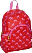 Kl. Rucksack Pferdchen rot  Glühwürmchen
