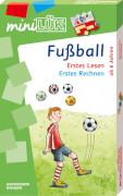 mini Lük Fußball Erstes Lesen / Erstes Rechnen