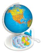 Clementoni Weltentdecker Interaktiver Globus mit  App