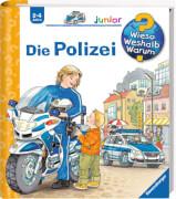 Ravensburger 32768 Wieso? Weshalb? Warum? Junior Band 18: Die Polizei