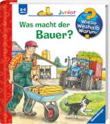 Ravensburger 32660Wieso? Weshalb? Warum? Junior Band 62: Was macht der Bauer?