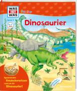 WAS IST WAS Junior Dinosaurier Band 3, Sachbuch, 20 Seiten, ab 4 Jahren