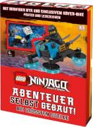 LEGO NINJAGO Abenteuer selbst gebaut! Di
