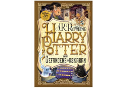 Harry Potter - Teil 3: Harry Potter und der Gefangene von Askaban, Hardcover, 448 Seiten, ab 10 Jahren