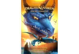 Cowell, Cressida: Drachenzähmen leicht gemacht  Suche nach dem Drachenjuwel (10)