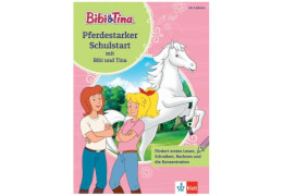Bibi& Tina Pferdestarker Schulstart