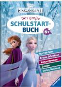 Ravensburger 49161 Disney Die Eiskönigin 2: Schulstartbuch