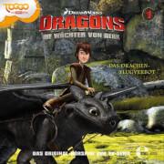 Dragons - Folge 11: Das Drachenflugverbot (CD)