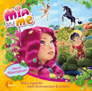 CD Mia and me:Schwarz.Einhorn