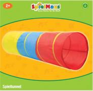 SpielMaus Outdoor Spieltunnel, rund, ca.  47x180 cm, ab 24 Monaten