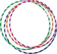 SpielMaus Outdoor Hula Hoop Glitter,4-fach sortiert, #61,71,81cm