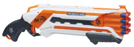 Hasbro A1691E31 Nerf N-Strike Elite Rough Cut