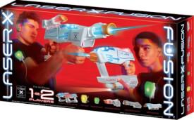 Laser X Fusion Complete, für einen Spieler oder aufgeteilt für 2