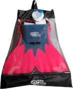 Splash & Fun Monoschwimmflosse Größe 33-36 cm