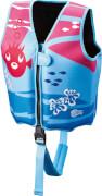 BECO SEALIFE Schwimmweste für Kinder, 3 - 6 Jahre, 18 - 30 kg, blau/pink