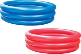 Splash & Fun Pool uni, farblich sortiert, # 125 cm x 30 cm