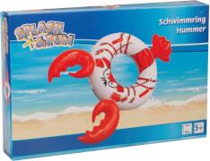Splash & Fun Schwimmring Hummer