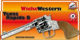 8er WesterncoltTexas Rapid, 21,4 cm, Box