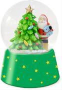 Schneekugel Weihnachtsexpress