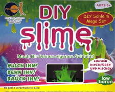 Do-it-yourself Schleim Set